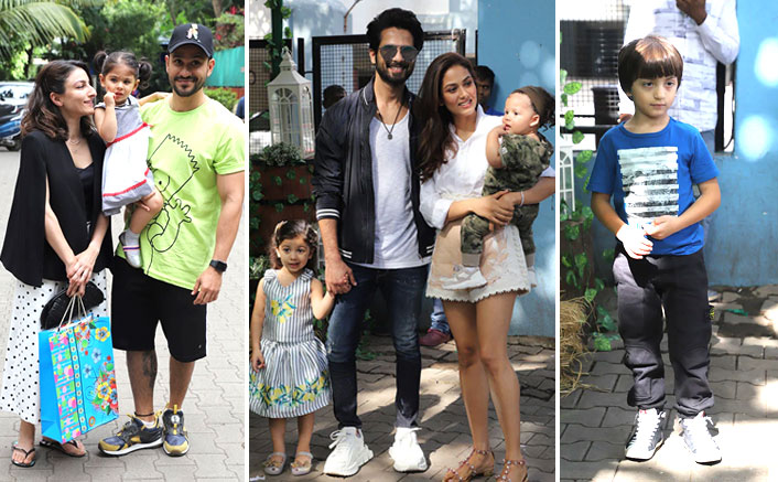 Happy Birthday Misha Kapoor: AbRam, Inaaya Naumi Kemmu & Other Star Kids Attend The Bash – WATCH Inside Pics