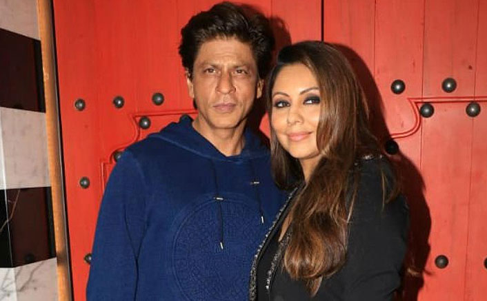 Shah Rukh Khan Shares Wifey Gauri Khan's Picture Straight From Mannat & It's Leaving Us Spellbound!