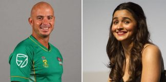 Here's How Alia Bhatt Trolled South African Batsman Herschelle Gibbs On Twitter!