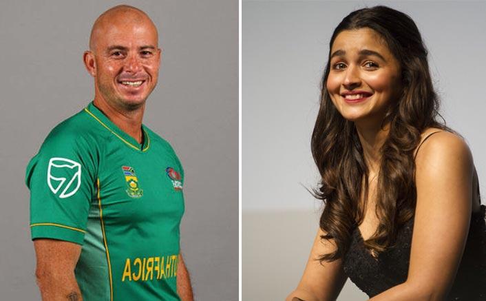 Here's How Alia Bhatt Trolled South African Batsman Herschelle Gibbs On Twitter!
