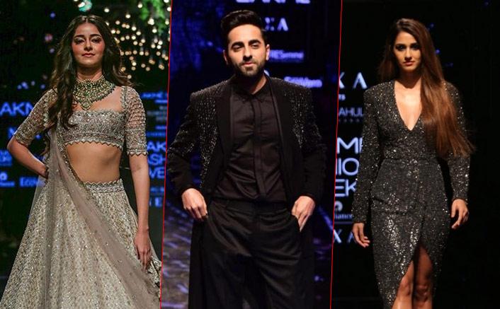 LFW 2019 Day 4 Highlights: Disha Patani Soars, Ayushmann Khurrana's Swag, Elegant Ananya Panday & More!