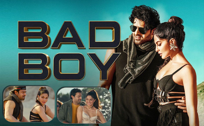 Hotness Alert : Bad Boy Prabhas And Jacqueline Fernandez Sizzle It Up In Latest Track From Saaho