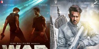 Hrithik Roshan & Tiger Shroff's War To Have Prabhas's Saaho Connection?