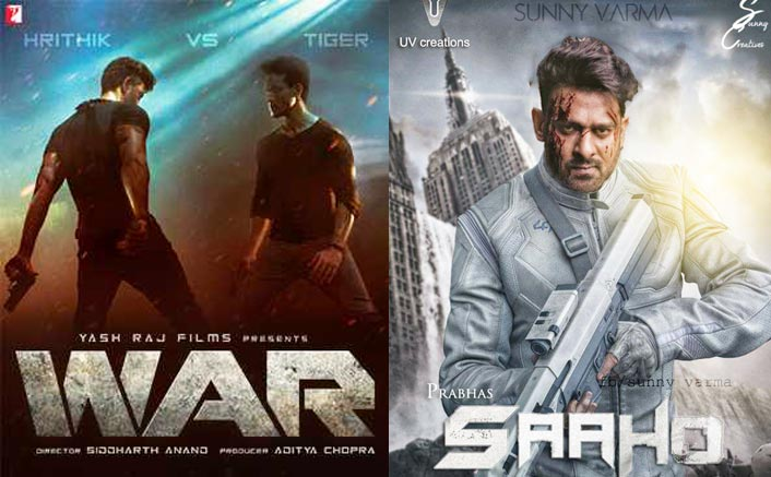 Prabhas' Saaho Will Come With A 'Bombarding' Surprise; War Trailer To Get Attached!
