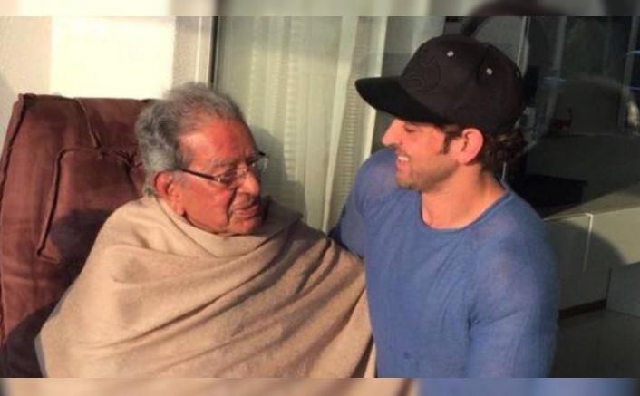 Hrithik Roshan's Grandfather & Renowned Filmmaker J Om Prakash Passes Away