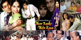 Hum Aapke Hai Koun..! Clocks 25 Years; Salman khan & Others To Attend A Special Screening In Theatres!