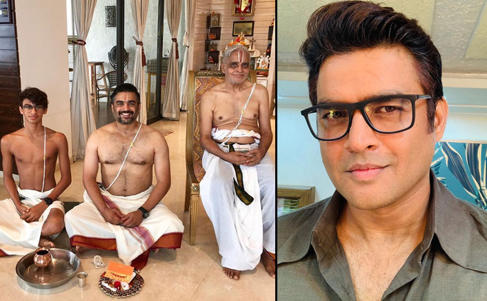 R Madhavan Gets Backlash For Keeping The Symbolic Cross In House; Gives It Back Like A Pro!