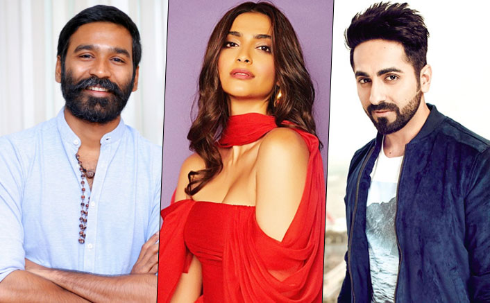 Sonam Kapoor Feels Co-Stars Dhanush, Ayushmann Khurrana & Others Who've Worked In Women-Centric Films Are Doing Better Than The Rest!