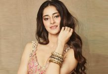 I try to behave like a normal teenager: Ananya Pandey