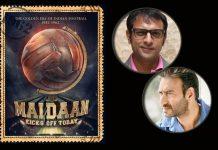 I'm not 'Maidaan' producer, actor Joy Sengupta clarifies