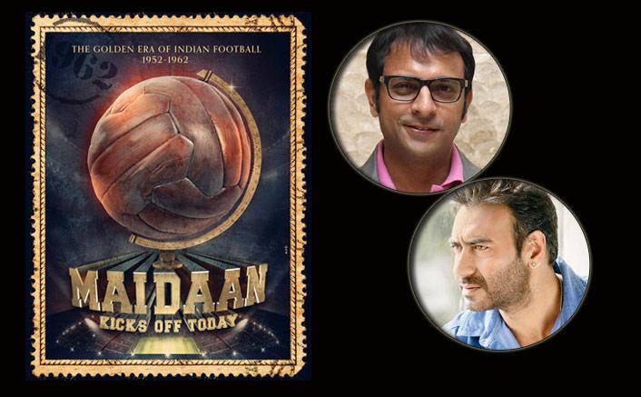 Ajay Devgn's Maidaan Creates A Confusion! Bengali Actor Joy Sengupta Clarifies