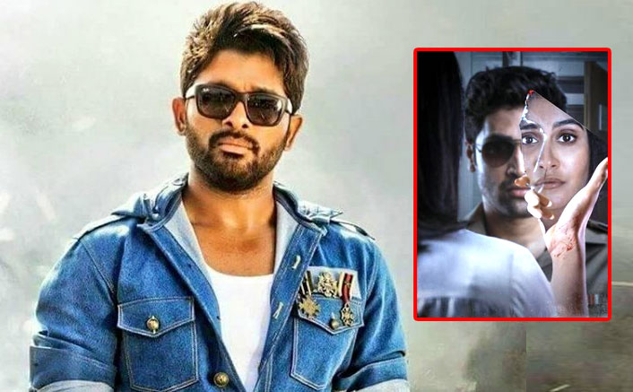 Impressed: Allu Arjun In Awe Of Evaru