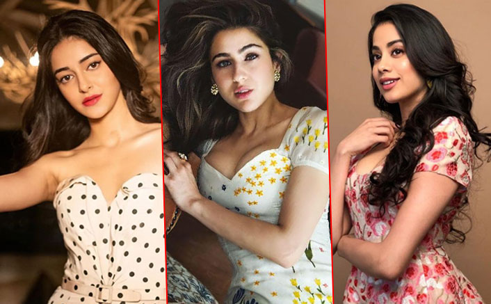 In Sara Ali Khan vs Jhanvi Kapoor and Ananya Pandey; here's what Sara has to say!