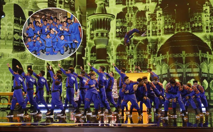 Indian dance group reaches semi-final of AGT