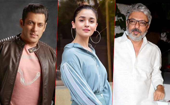 """Someone Trying To Sabotage Salman Khan-Alia Bhatt's Inshallah"": Reports On Sanjay Leela Bhansali's 190 Crores Theatrical Rights Deal"