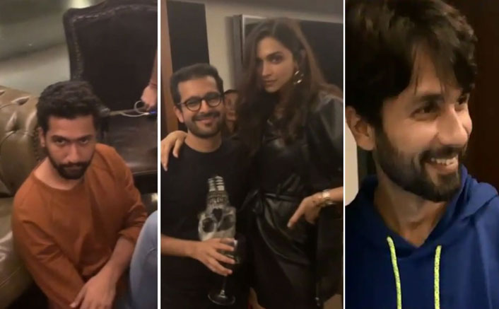 Deepika Padukone, Shahid Kapoor & Other Bollywood Celebs Now Face Flak From Instagram For Being Drugged