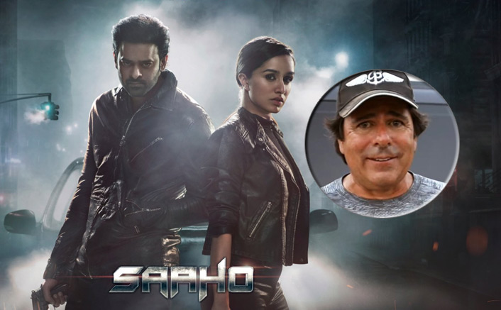 International action Director Kenny Bates wants to include the action sequences of 'Saaho' in his personal Showreel