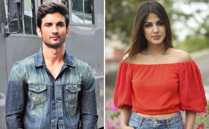 Is Sushant Singh Rajput Dating Rhea Chakraborty? The Actor Answers The BIG Question