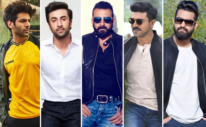 It's Kartik Aaryan VS Ranbir Kapoor & Sanjay Dutt VS NTR & Ram Charan At The Box Office In 2020!