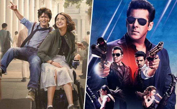Shah Rukh Khan's Zero Surprisingly Beats Salman Khan's Race 3, Here's How!