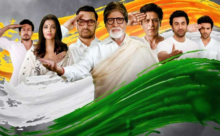 Jai Hind: Bollywood celebs wish Happy Independence Day