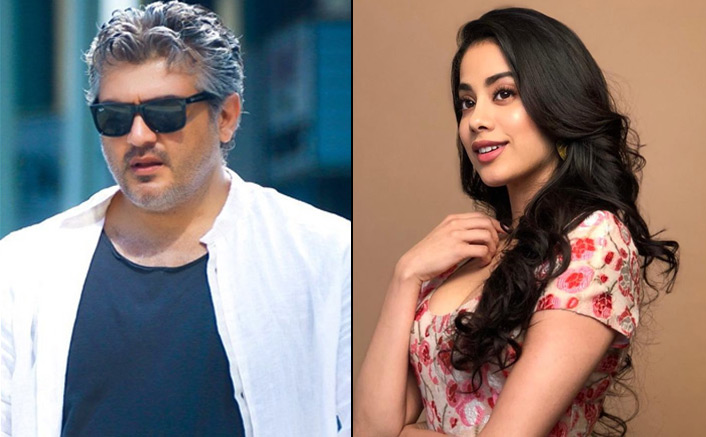 Janhvi Kapoor To Debut In Tamil With Ajith's Next? Deets Inside
