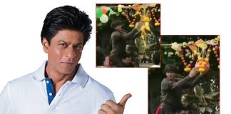 Janmashtami 2019 Celebration: Shah Rukh Khan Breaks 'Dahi Handi'; Video Breaks The Internet!