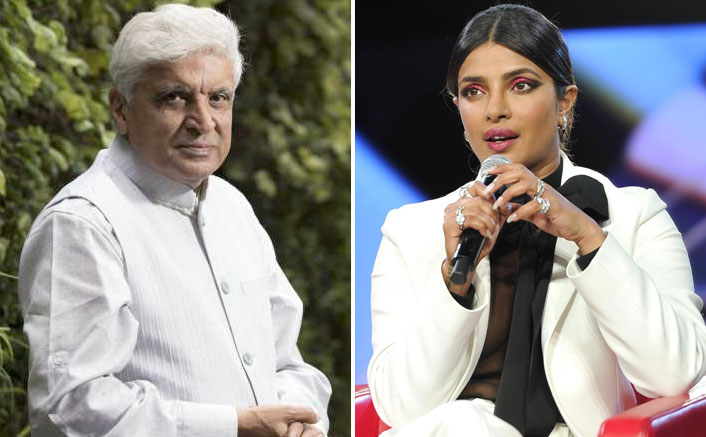 "Javed Akhtar Backs Priyanka Chopra Over Kashmir Statement: ""The Fact Remains She Is An Indian"""