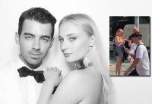 Joe Jonas fanboys over wife Sophie Turner in new video