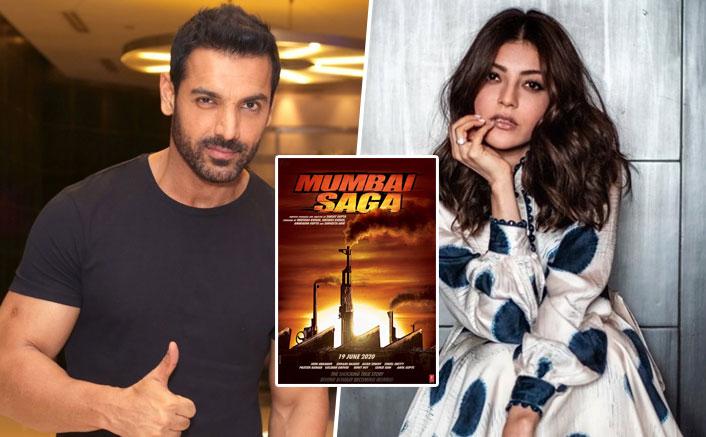 Mumbai Saga: John Abraham Finds His Lady Love In Kajal Aggarwal!