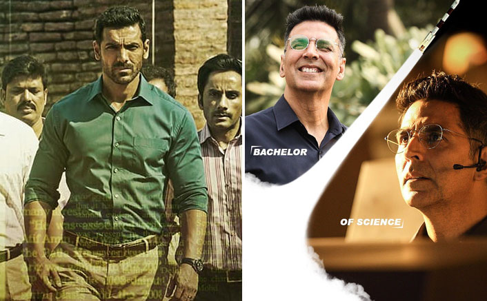 "John Abraham On Clashing With Akshay Kumar: ""I Am Going To Clash With Other Actors On Other Big Holidays Also"""