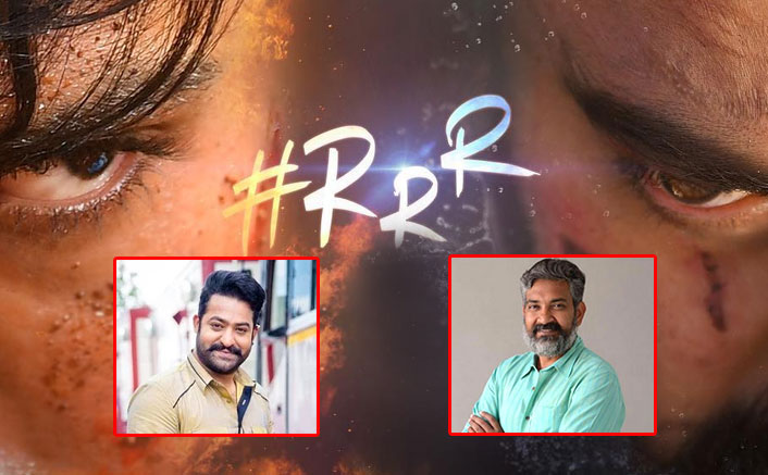 Jr. NTR's RRR Look To Be Unveiled By S.S Rajamouli On This Date?