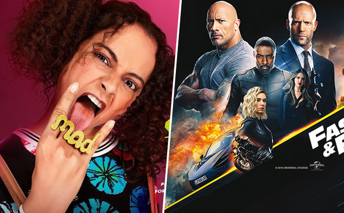 Judgementall Hai Kya Box Office: Facing Tough Competition From Fast & Furious: Hobbs & Shaw