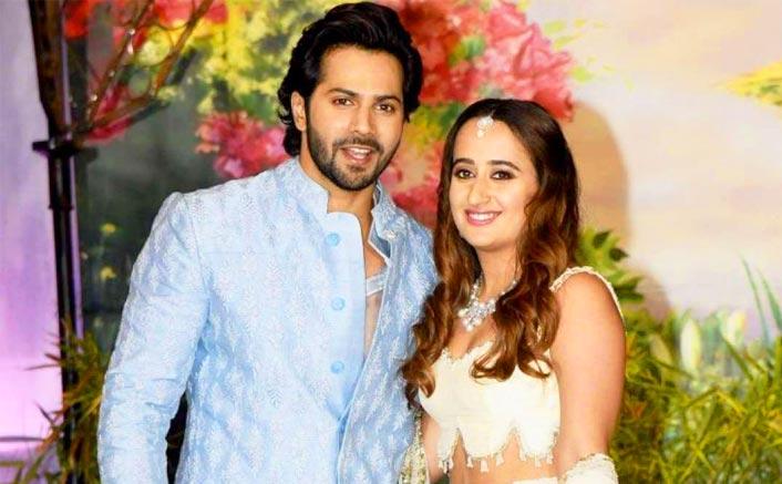 Varun Dhawan & Natasha Dalal To Have A 'Big Fat Bollywood' Beach Wedding SOON?