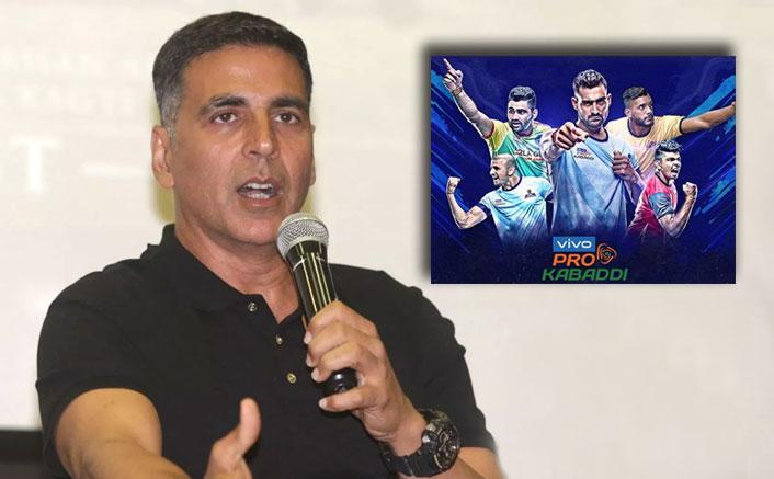 Kabaddi requires a lot of strength: Akshay Kumar