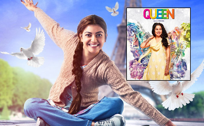 Kajal Aggarwal's Tamil Remake Of Queen Titled Paris Paris Stuck Amidst Censor Issues