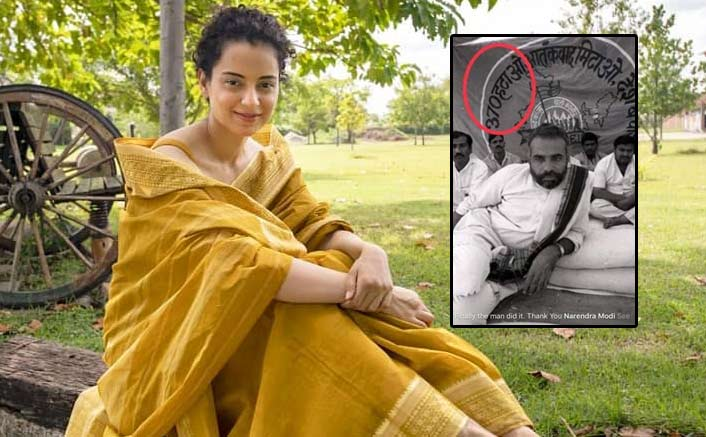 "Kangana Ranaut On Revoked Article 370: ""Historic Step In The Direction Of Terrorism Free Nation"""