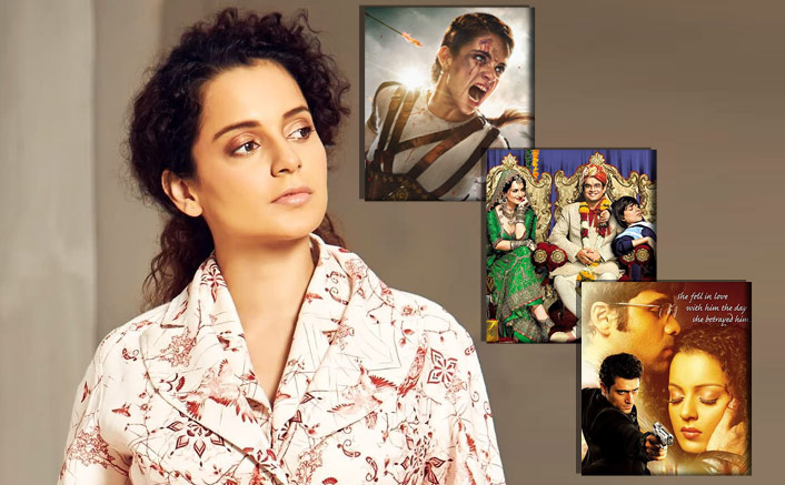 Kangana Ranaut's Career Graph: With 11 Successes & 18 Disappoints, The Actress Needs Some Back To Back Hits