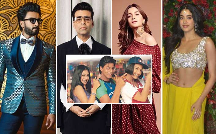 Karan Johar on Kuch Kuch Hota Hai Reboot: Ranveer, Alia and Janhvi make up his dream wishful cast