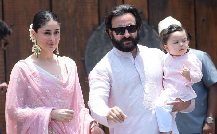 Kareena Kapoor Khan & Saif Ali Khan To Document Taimur Ali Khan's Childhood?
