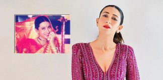 Karisma Kapoor's love for sari started after 'Biwi No.1 '