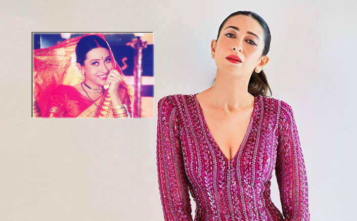 Karisma Kapoor's love for sari started after 'Biwi No.1 '