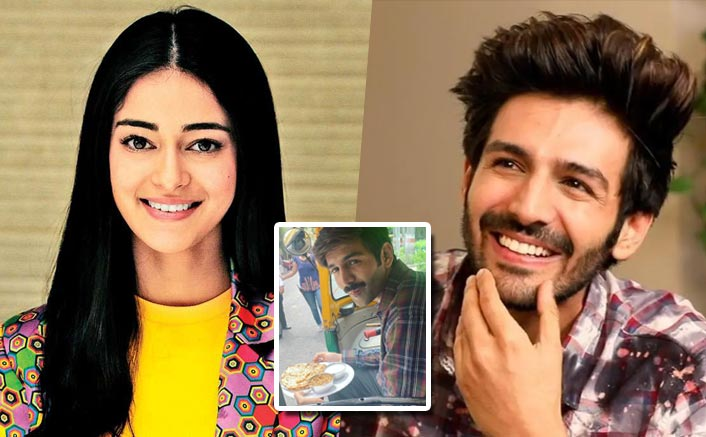 WATCH: Kartik Aaryan & Ananya Panday Are Truly Living The Nawabi Life On The Sets Of Pati, Patni Aur Woh