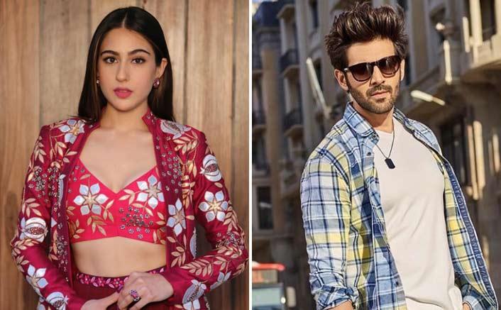 Sara Ali Khan Wants To Steal Kartik Aaryan's Hair, Here's What She Said