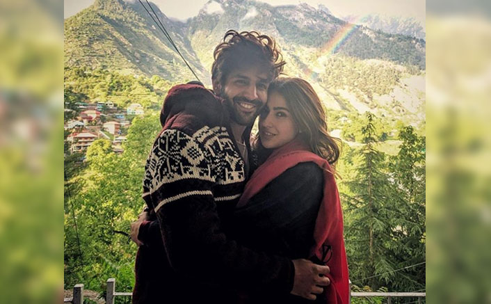 When Kartik Aaryan Banned Sweets On Aajkal Sets - All For Sara Ali Khan!