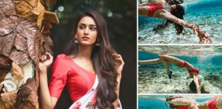 Kasautii Zindagii Kay Star Erica Fernandes Underwater Red Bikini Pictures Will Make You Pack Your Bags Right Away!