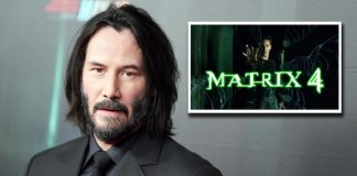 Keanu Reeves, Carrie-Anne Moss return for 'Matrix 4'