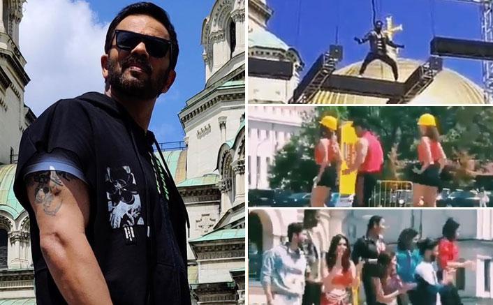 Khatron Ke Khiladi 10: Rohit Shetty Begins Shooting; On-Set Footage LEAKED!