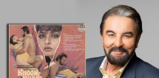'Khoon Bhari Maang' is my biggest hit: Kabir Bedi