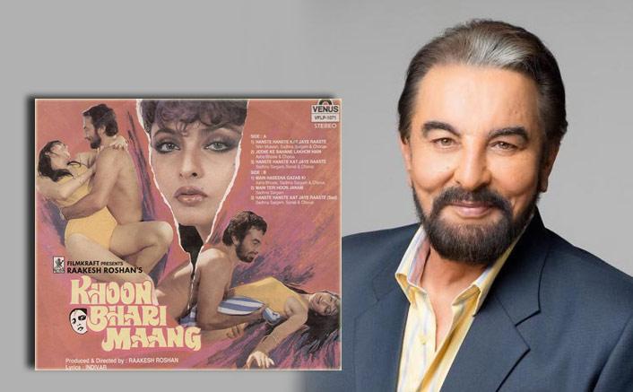 'Khoon Bhari Maang' is my biggest hit: Kabir Bedi